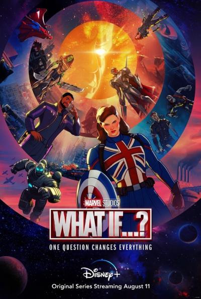What If…? (2021) สมมุติว่า…? ตอนที่ 1-9 ซับไทย